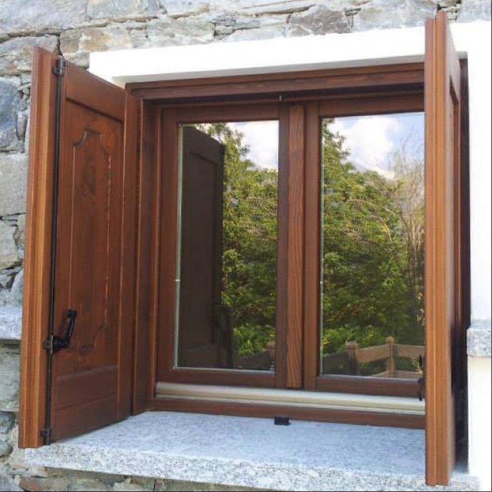 Le nostre finestre fratelli bricalli falegnameria - Finestre pvc opinioni ...