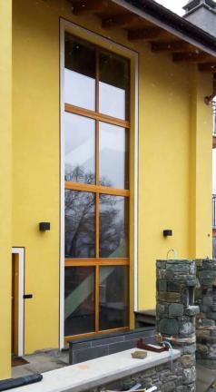 finestra ultra 90 mm - Saint Vincent