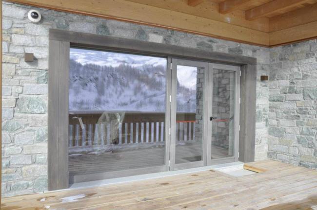finestre plus 78 mm - Chalet La Cresta - Cervinia