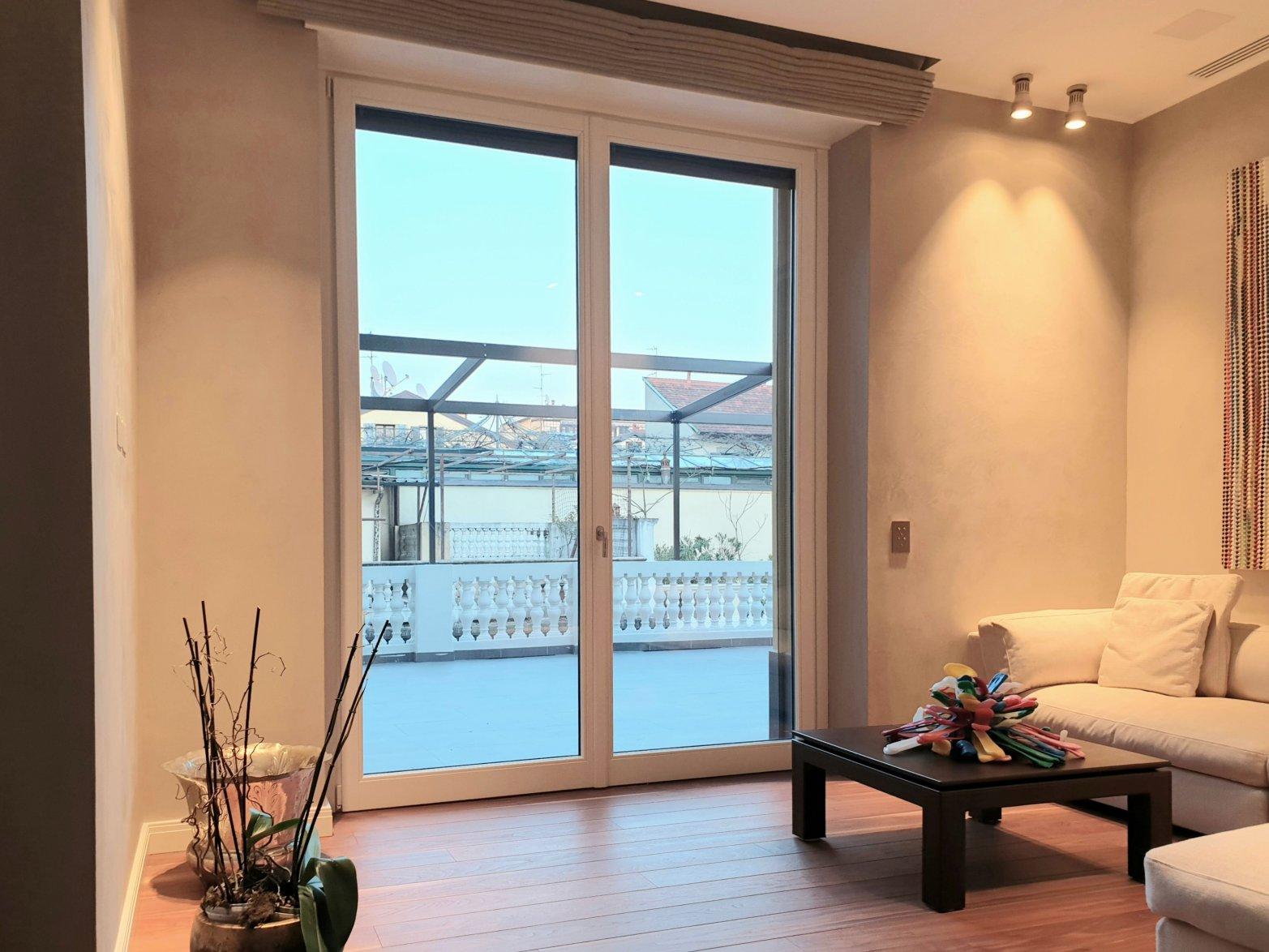 porta finestra plus 78 modello centro storico - Milano