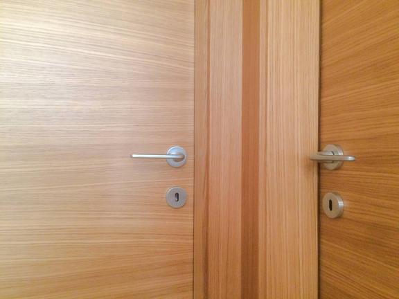 porte interne in rovere - Tirano