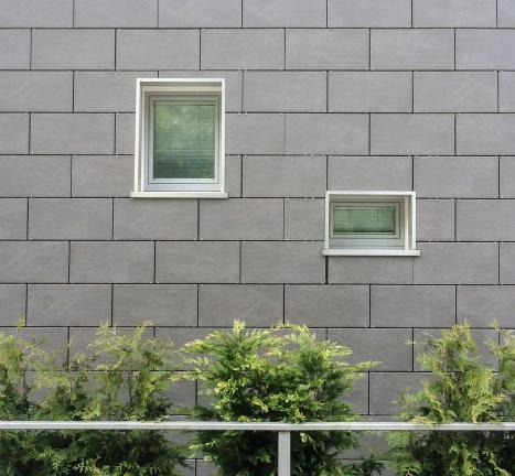 finestre legno/alluminio 90 mm - Chiesa in Valmalenco