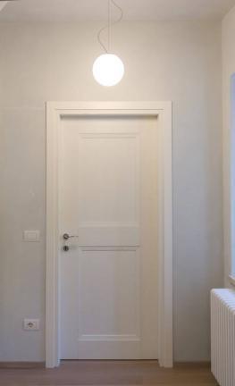 porta interna stile classico - Berbenno di Valtellina
